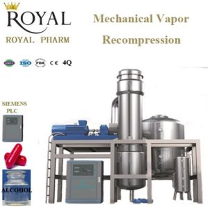 Mechanical Vapor Recompression Technology (MVR) pictures & photos