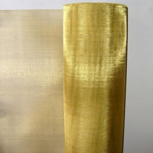 10mesh to 300mesh Brass Wire Mesh for Filter pictures & photos