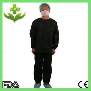 Xiantao Hubei MEK PP Non Woven Scrub Suit pictures & photos