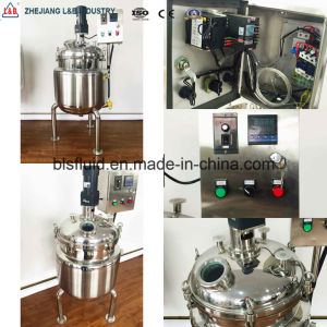 Mixing Tank for Injectable Solution pictures & photos