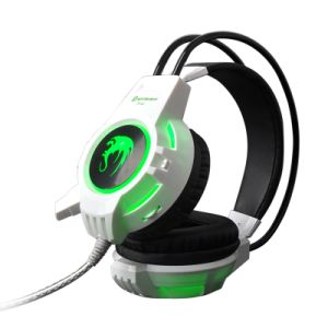 LED Lighting PC Gamer Headset Gaming Headphone (K-16) pictures & photos