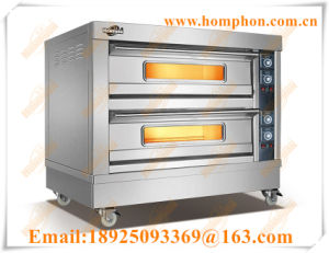 Elecrtic Bakery Equipment / Bread Oven (2layer 6tray) pictures & photos