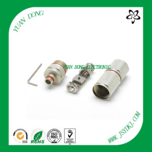 CATV Connector for Qr860 Coaxial Cable 5/8 Male Connector pictures & photos