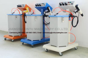 Manual Polyester Powder Painting Machine & Equipment pictures & photos
