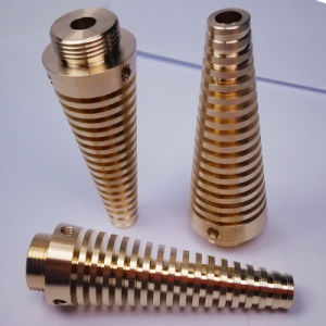 Brass CNC Machining Part with Plating Nickle