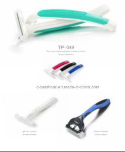 Cheap Price Disposable Razor for Hotel Use pictures & photos