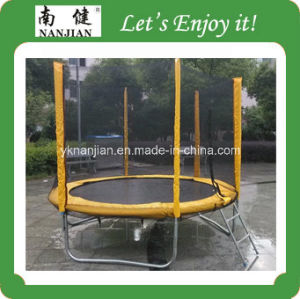 Kids Indoor Trampoline Bed with Safety pictures & photos
