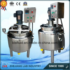 Stainless Steel Electric Mixer Blender with Stainless Steel Jar pictures & photos