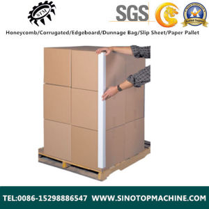 High Strength Carton Pallet Corner Guard pictures & photos