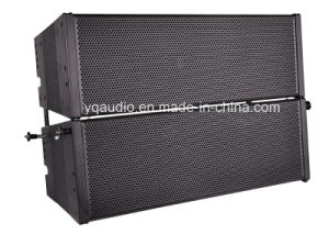 "1000W Dual 12"" Three Way Line Array Professional Audio Speaker System pictures & photos"