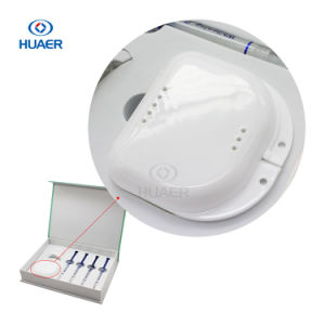 Huaer Professional Oral Tooth Bleaching System Whitening Kit pictures & photos