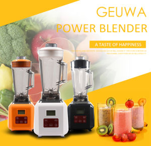 1000-1800W Available 2L Capacity Touch Board Control Power Blender (K802) pictures & photos