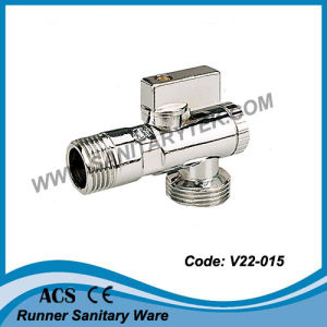 Angle Valve With Filter (V22-015) pictures & photos