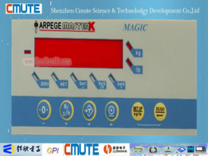 Poly Dome Membrane LED Indicate Membrane Control Keypad pictures & photos