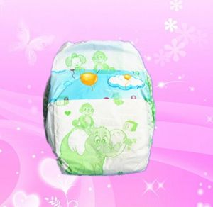 New Style Novelty Baby Print Diaper