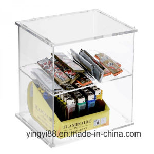 Custom Acrylic Cigarette Display Stand pictures & photos