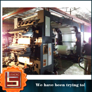 Six Color Machinery Flexo Printing Machine pictures & photos