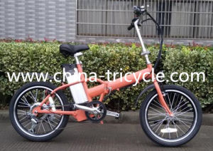 250W Brushless Fashion Electric Bike (SP-EB-01) pictures & photos