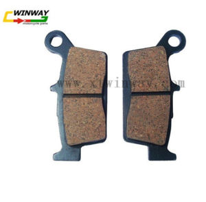 Ww-5126 Motorcycle Part, Non-Asbestos, Motorcycle Pad Brake pictures & photos