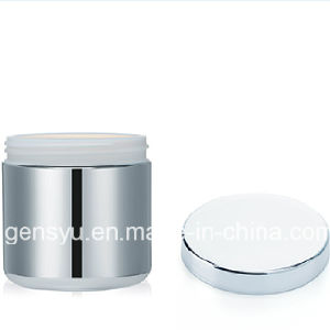 20 Oz HDPE Silver Chromed Plastic Medicine Bottle pictures & photos