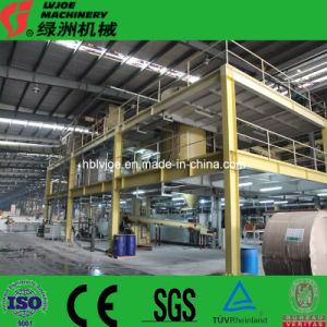 Low Cost Gypsum Plaster Board Production Line pictures & photos