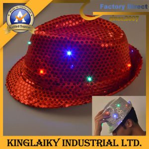 LED Party Cap for Holiday Gift Klg-1007 pictures & photos