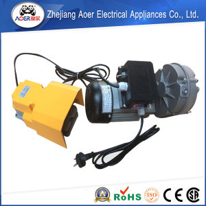 AC Single-Phase 250W Low Rpm Reducer Electric Gear Motor pictures & photos