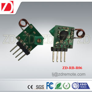 Best Price 433MHz RF Receiver Module Superregeneration for Motorcar Alarm System Zd-Rb-R02 pictures & photos