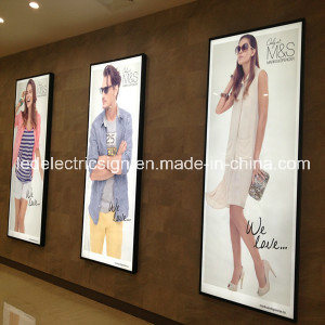 Snap Aluminum Profile for LED Light Box with Billboards for LED Sign pictures & photos