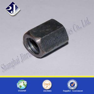 Long Hex Nut Yellow Zinc Plated Grade 8 pictures & photos