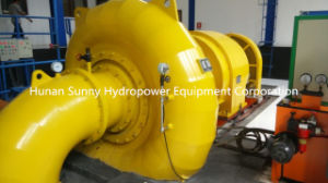 Francis Hydro (Water) -Turbine 1~10MW (31-320 Meter) /Hydropower / Hydroturbine pictures & photos
