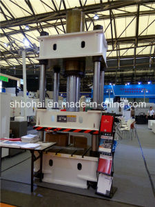 Y32 Four-Column Single (double) 100 Ton Hydraulic Press/Punching Machine pictures & photos
