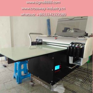 UV Flatbed Acrylic Glass Printer with A2 900mm Size