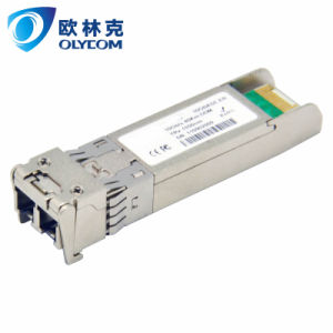 10g DWDM 40km Eml Sm SFP Optical Module with Best Price (OSPLXG40D-Dxx)