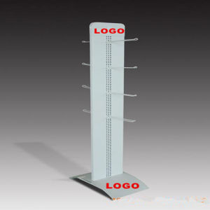 Double-Sided Floor Display Rack/Display Stand pictures & photos