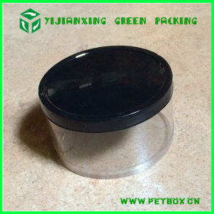Plastic Cylinder Clear PVC Round Packaging