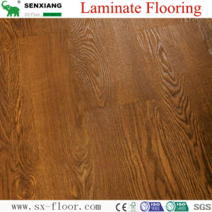 8mm Eir Technique Oak Reliefs Surface Laminated Laminate Flooring
