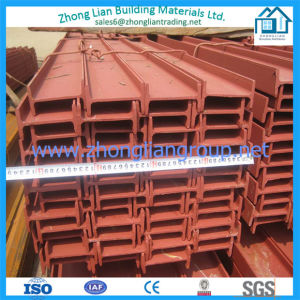 Hot Rolled Steel I Beam H-Beam pictures & photos