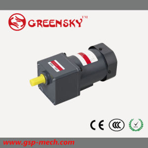 GS Long Life High Torque 6W~180W 90mm AC Reversible Motor for Pump pictures & photos
