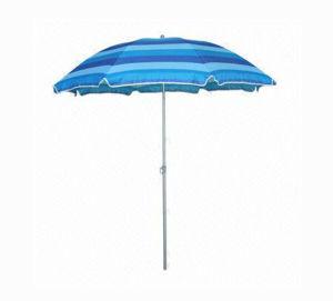 Aluminum Beach Umbrella Fabric Anchor pictures & photos