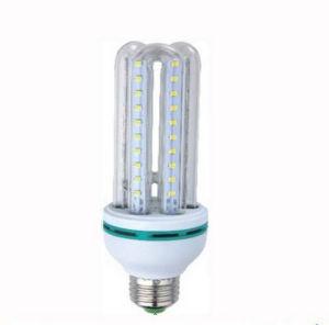 U Shape E27 3W Corn LED Light Bulb with Ce RoHS pictures & photos