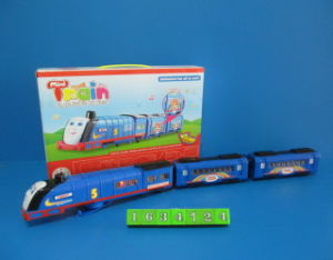 Bo Train Car Toy with Light and Music (1634124) pictures & photos
