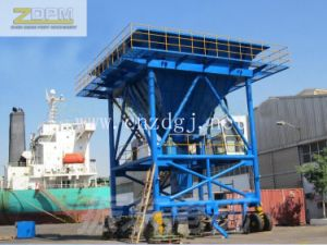 Rail Mounted Unloading Hopper for Sale China Supplier pictures & photos