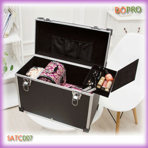 Large Black Color Tools Carry Case for Barber (SATC007)