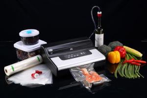 Vacuum Sealer (YJS260 Black Silver) pictures & photos