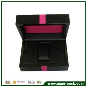 High-End Elegant Handmade Wooden Watch Case pictures & photos
