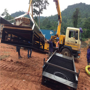 High Efficient and Recovery Rate Gold Mining Machine pictures & photos