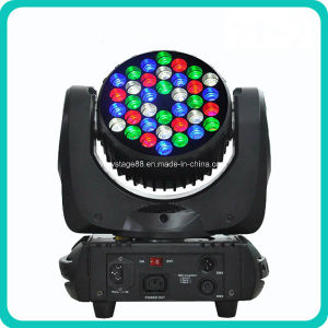2016 Hot 36X3w Moving Head Beam Lighting pictures & photos