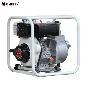 Portable Model Air-Cooled Diesel Water Pump Set (DP30) pictures & photos