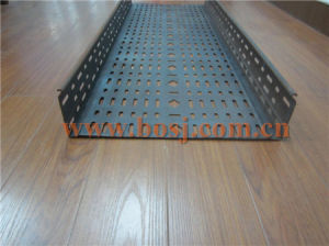 Perforated Cable Tray Roll Forming Making Machine Manufacturer Factory Indonesia pictures & photos